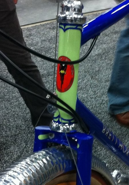 Brett Horton signature bike.