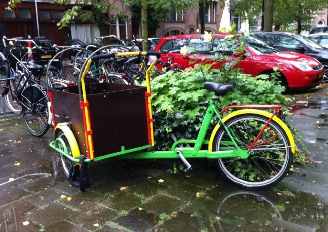 Fietsfabriek Large Cargo Bike