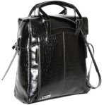 FastRider Black Charm Shopper