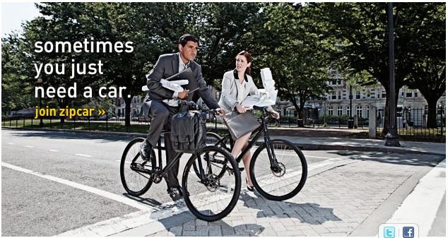 Zipcar Bike