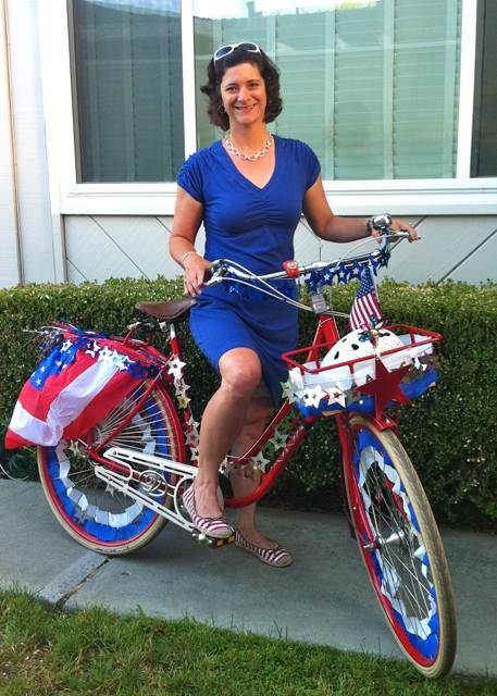 4th of July Bike