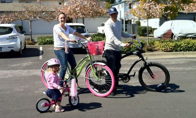 Push Bike Family 2