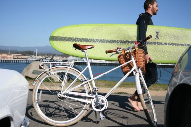 Santa Cruz is a surfer's paradise.
