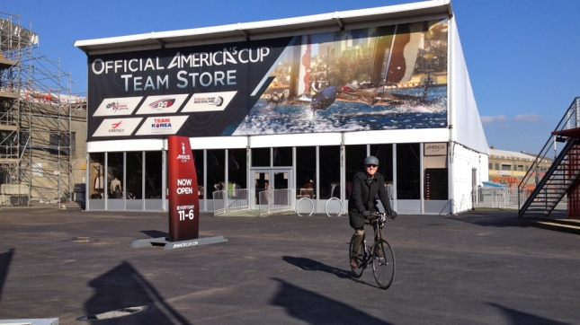 Americas Cup SF