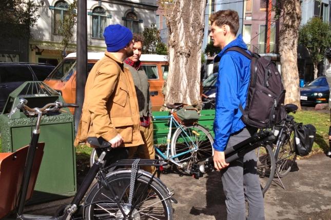 Directors & Bike Snob