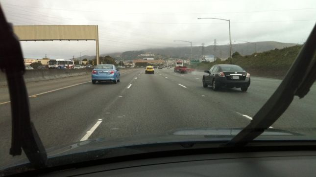 Hwy 101 Freeway