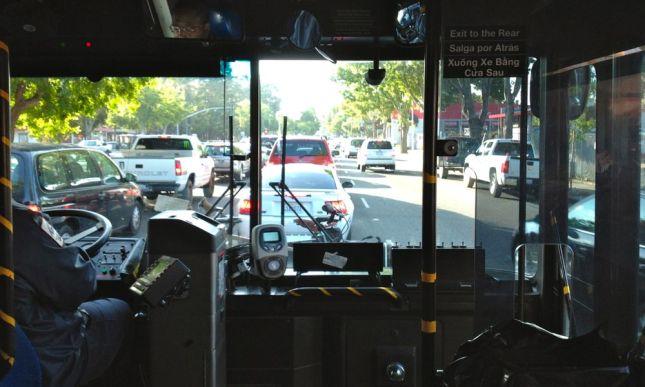 No Bus Lane