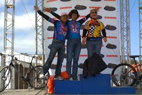 Sea Otter Podium
