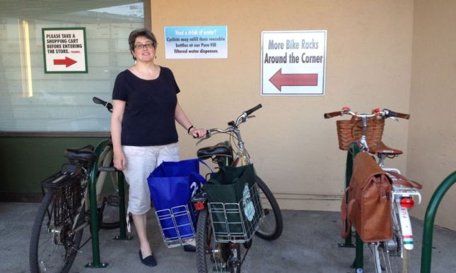 Thank you to Adina and the Palo Alto SVBC local team for helping Mollie Stone Market!