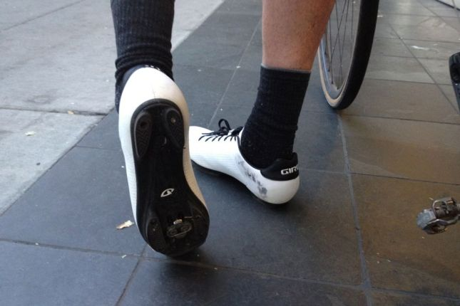 Add Republic shoes and you'll go anywhere with Giro's new line.