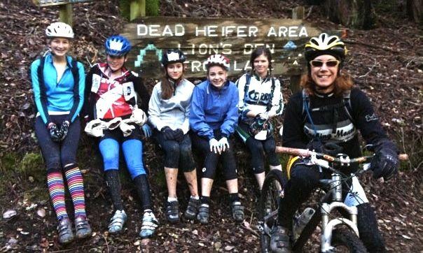 Beginner Girl Riders Crop