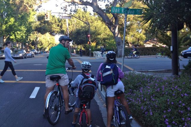 Bike Commute Kids
