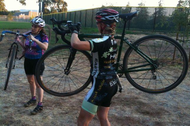 Cyclocross Skills