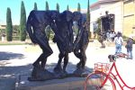 Auguste Rodin Sculpture Garden at Cantor Arts Center