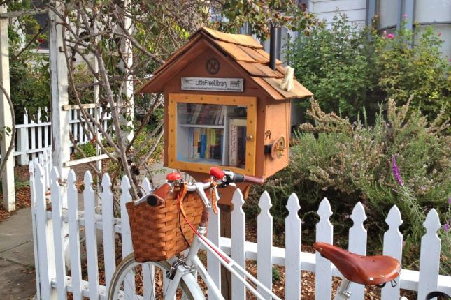 San Jose Little Free Library