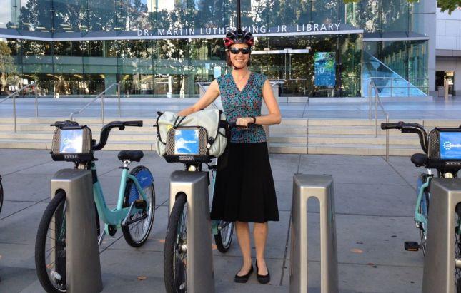 Leah Bike Share Bike