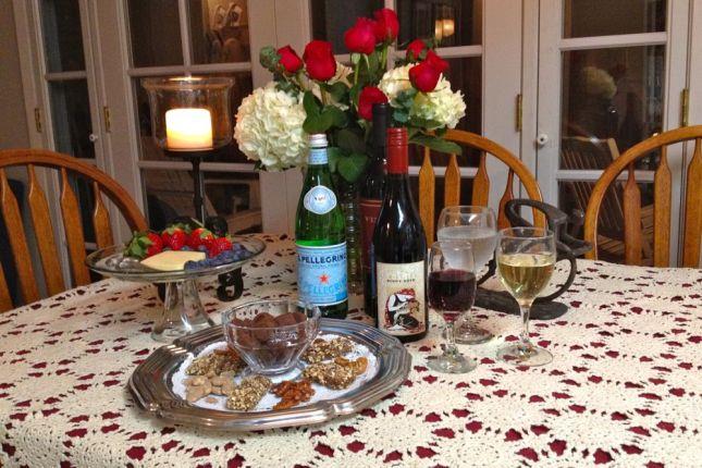 Wine Women & Chocolate
