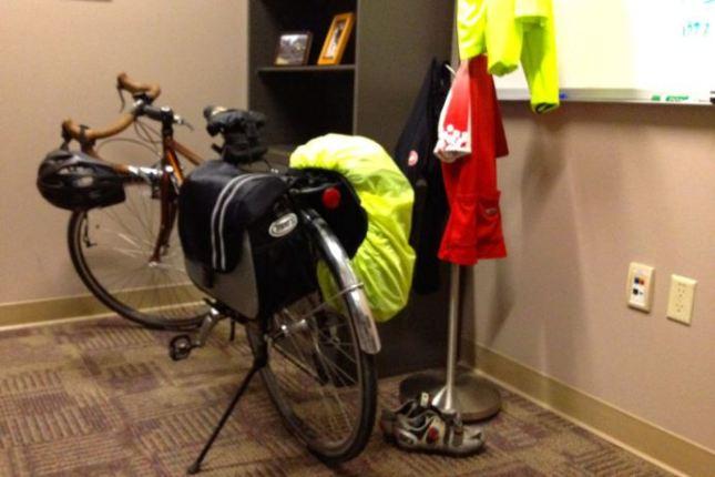 bike-gear-on-coat-rack