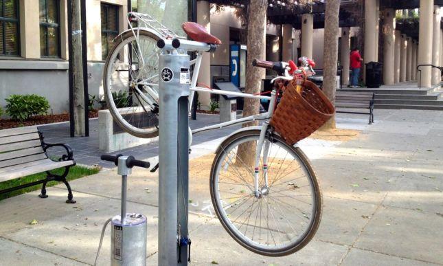 Bike Stand Wide