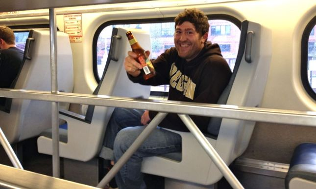Caltrain Beer