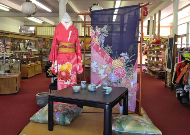 A visit to Japatown is not complete without a stop at Nichi Bei Bussan, a family-run Japanese goods store.