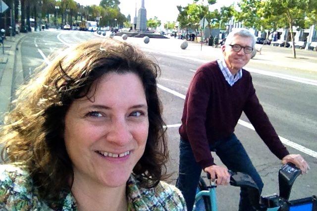 Bike Share on Embarcadero