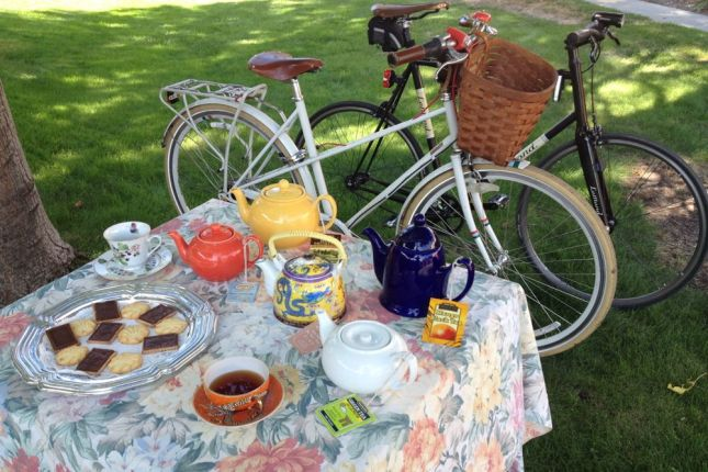 Tea at Two SJ Bike Life