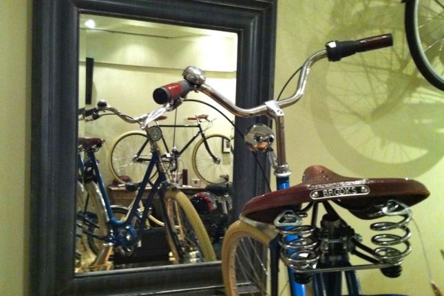 A Street Bike Named Desire - 855 El Camino Real #16, Palo Alto (Town & Country)  20% off any bicycle accessory