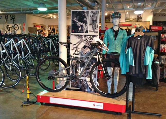 Cognition Cyclery - 903 Castro Street, Mountain View 15% off all accessories and a free waterbottle (while supplies last)